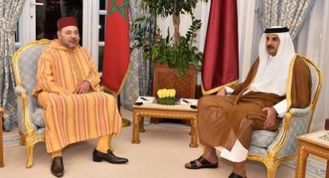 المملكة المغربية تقرر إرسال طائرات محملة بمواد غذائية إلى دولة قطر