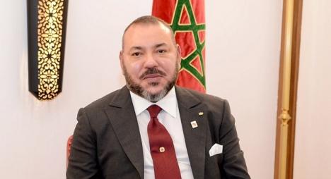 """""""انفجار بيروت"""".. جلالة الملك يؤكد وقوف المغرب الدائم مع الشعب اللبناني"""