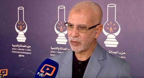 العمراني يكشف مخرجات أول لقاء للأمانة العامة بعد المجلس الوطني (فيديو)