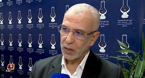 العمراني يقرأ رسائل اصطفاف الأغلبية مع المعارضة لتعديل القاسم الانتخابي