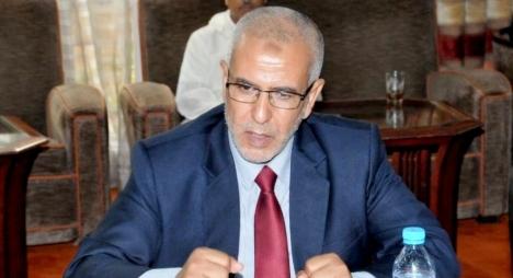 العمراني: لنا القناعة أن المرتبة الأولى لم تحسم بعد لغير العدالة والتنمية