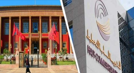 مجلس النواب ومندوبية التخطيط يوقعان اتفاقية في مجال توثيق المعلومات والمعطيات