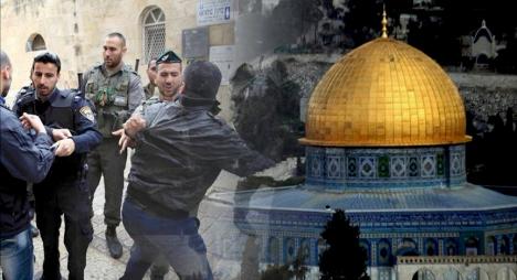 استنكار سياسي وحقوقي لانتهاكات الاحتلال للمسجد الأقصى