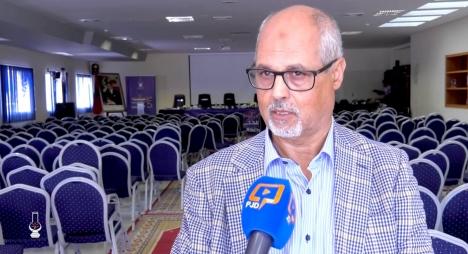العربي يشيد بنجاح الملتقى الوطني للكتاب المجاليين (فيديو)