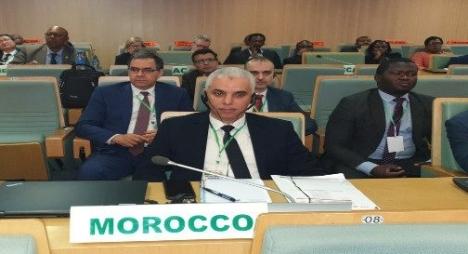 """هذا ما اقترحه المغرب خلال الاجتماع الطارئ للاتحاد الإفريقي بشأن """"كورونا"""""""