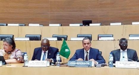 برئاسة المغرب..مجلس السلم والأمن التابع للاتحاد الإفريقي يحتفل بشهر العفو بإفريقيا