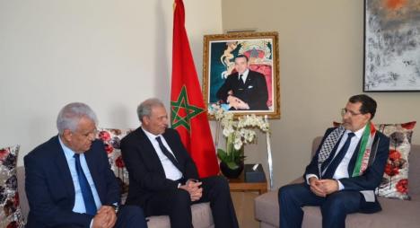 العثماني يجدد دعم المغرب الكامل للشعب الفلسطيني