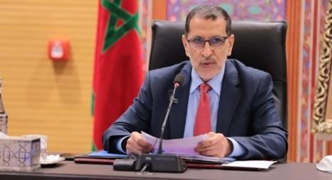 """رئيس الحكومة: الأحكام الواردة في تقرير """"أمنيستي"""" تفتقد لأي أساس علمي"""