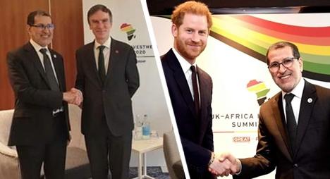 مشاركة قوية للمغرب في قمة المملكة المتحدة-إفريقيا للاستثمار 2020