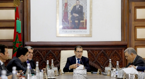 العثماني يرأس مجلسا للحكومة الخميس المقبل هذا جدول أعماله