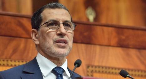 رئيس الحكومة يحل بمجلس النواب الاثنين المقبل