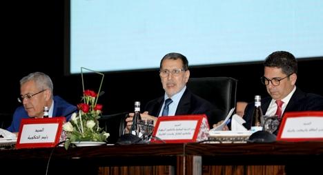 العثماني: ورش اللاتمركز الإداري سيحدث نقلة مهمة في بنية الإدارة المغربية