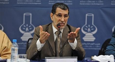 العثماني:الحكومة منكبة على إعداد حصيلة عملها لنصف الولاية لعرضها على البرلمان