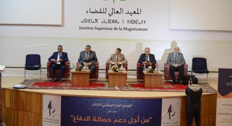 """العثماني يترأس أول اجتماع للمكتب الجديد لجمعية """"محامون من أجل العدالة"""""""