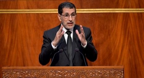 العثماني يبرز جهود الحكومة للنهوض بأوضاع مغاربة العالم