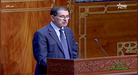 العثماني يؤكد أن للحكومة نفس إصلاحي ويحذر من محاولات التبخيس