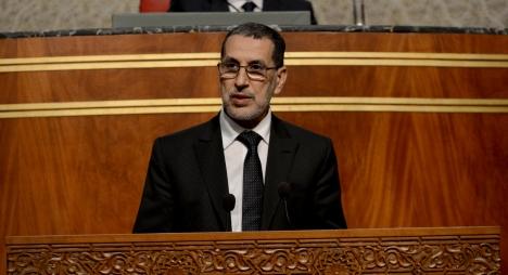 مجلس المستشارين يسائل العثماني الثلاثاء المقبل