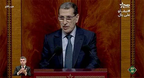 """""""كورونا"""".. رئيس الحكومة يكشف دوافع الاستمرار في تشديد الحيطة والحذر"""