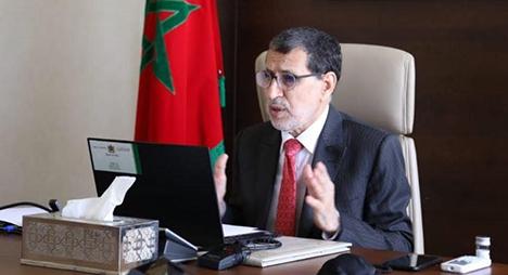العثماني: المغرب يضع القضية الفلسطينية والقدس الشـريف في صدارة انشغالاته