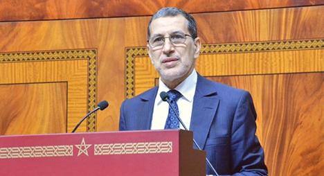 """""""دعم المنتوج الوطني"""" محور الجلسة الشهرية لرئيس الحكومة بمجلس النواب"""