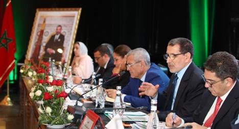رئيس الحكومة: زيارات الجهات داعمة للتنزيل  الفعلي للجهوية