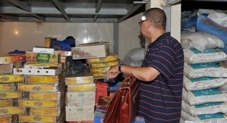 """"""" أونسا"""" يكشفحصيلة مراقبة المنتجات الغذائية خلال العشر الأولى من رمضان"""