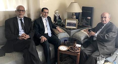 العثماني ينعي اليوسفي ويصفه بالقائد السياسي والوطني ورجل الدولة الكبير