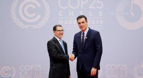 """افتتاح أشغال مؤتمر """"كوب 22"""" بمدريد بمشاركة المغرب"""