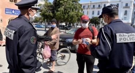 """مرسوم """"تغريم"""" مخالفي إجراءات الوقاية من """"كورونا"""" يدخل حيز التطبيق"""