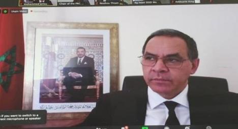 الاتحاد الافريقي.. المغرب يؤكد ضرورة احترام الشرعية الدولية وحسن الجوار ومكافحة النزعات الانفصالية