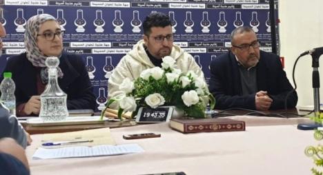 """إعادة انتخاب بوزيدان رئيسا لفريق """"المصباح"""" بمجلس طنجة"""