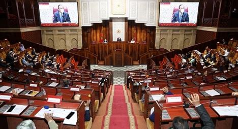 مجلس النواب يصادق بالأغلبية على مشروع القانون التنظيمي المتعلق بمجلس المستشارين