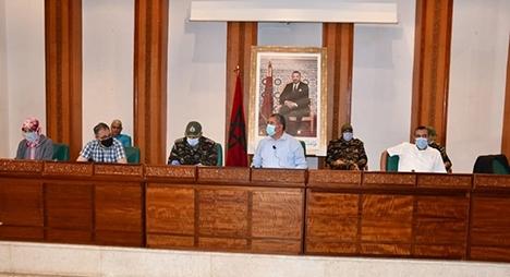 عمدة الرباط يُقر تدابير احترازية لعقد الدورة الاستثنائية لمجلس العاصمة