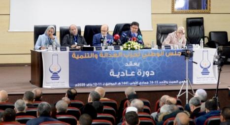 """المجلس الوطني لـ""""المصباح"""" يثمن منجزات الحكومة"""
