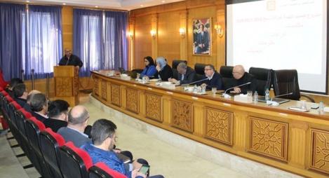 مجلس جماعة طنجة يبدي رأيه بالإجماع في مشروع تصميم التهيئة