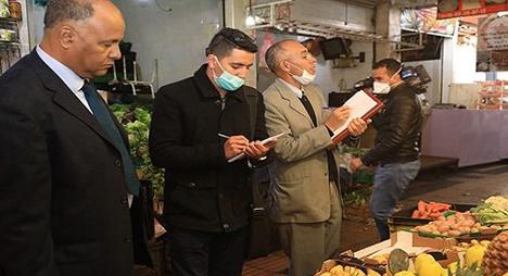 تسجيل أزيد من 900 مخالفة تتعلق بأسعار وجودة المواد الغذائية