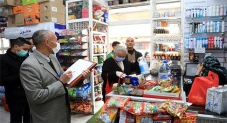 تسجيل 762 مخالفة في مجال الأسعار وجودة المواد الغذائية منذ بداية شهر رمضان