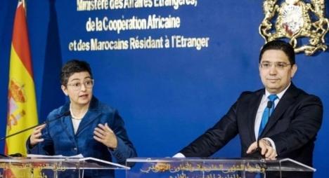غونزاليس لايا: موقف إسبانيا من قضية الصحراء ثابت ولم يطرأ عليه أي تغيير