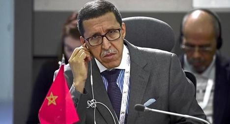 سفير المغرب بالأمم المتحدة يدين حملة جنوب افريقيا ضد مغربية الصحراء