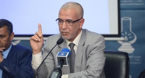 """العمراني : """"طلب الإعفاء الذي قدمه الداودي يحمل رسالة تخليقية عالية جدير بالفاعلين السياسيين أن يلتقطوها"""""""