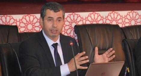 مريمي: سنقدم تعديلات لتجويد التوجهات الاجتماعية لمشروع مالية 2020