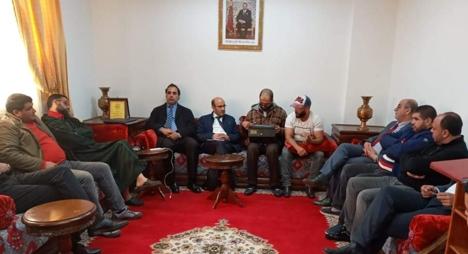 """""""مصباح"""" النواب يتعهد برفع مطالب الجزارين إلى الحكومة"""