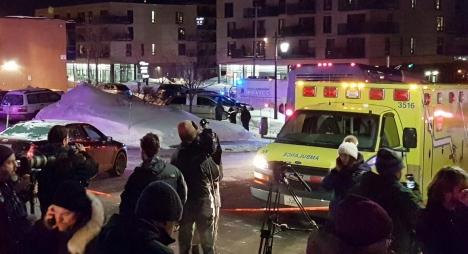 Attentat terroriste à Québec : encore des musulmans agressés