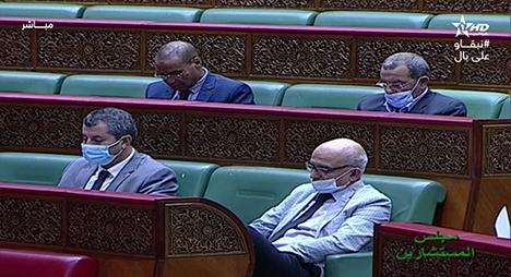 """""""مصباح"""" المستشارين يثير انتباه الحكومة لبعض مشاكل استقبال مغاربة الخارج"""