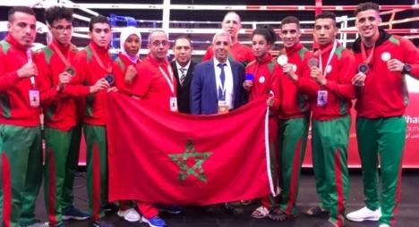 أبوظبي.. المغرب يفوز بالبطولة العربية للمواي طاي