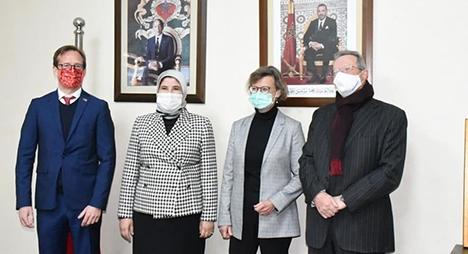 مناهضة العنف ضد النساء.. سفيرة الاتحاد الأوروبي تشيد بالاستراتيجية الجديدة للمغرب