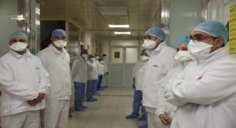 وزارة الاقتصاد والمالية تعلن قرب تسوية وضعية الممرضين المجازين
