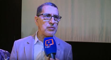 العثماني يبرز الهدف من ملتقى المنتخبين بسوس ماسة (فيديو)