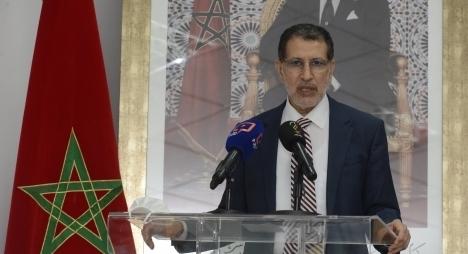 العثماني يشيد بحصيلة أداء حزب العدالة والتنمية ويؤكد اعتزازه بها