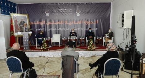 العثماني: لا يمكن للعدالة والتنمية الاصطدام مع اختيارات الدولة